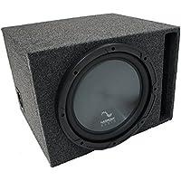 Universal Car Stereo Vented Port Single 15 Harmony Audio R154 Sub Box Enclosure