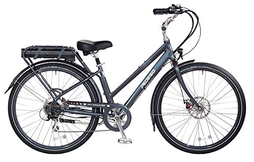 Pedego City Commuter Step-thru (Steel Blue, 48V15Ah)