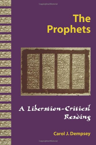 THE PROPHETS A Liberation-Critical Reading (Liberation-Critical Reading of the Old Testament)