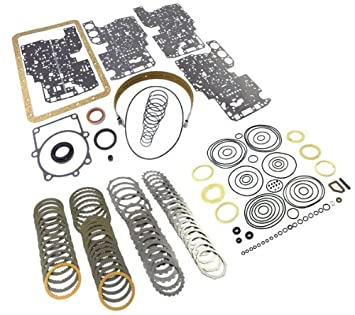 Precision Gear 19001 03 Automatic Transmission Rebuild Kit: Amazon