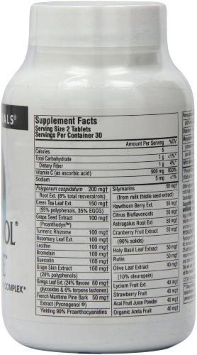 Source Naturals Pycnogenol Supreme Berry amp Botanical Antioxidant Complex Discount