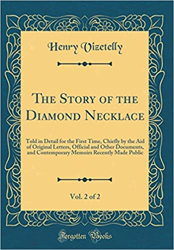a diamond necklace story