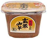 Organic brown rice miso Tateshina (cup) 750g * Limited [other] [other] [other]