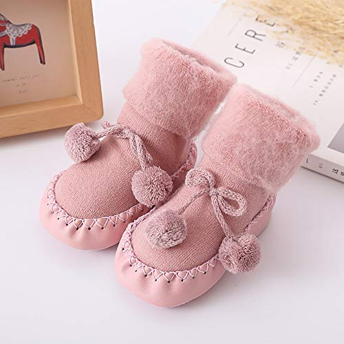Lurryly Boys Dress Shoes Water Shoes for Boys Barefoot Shoes Baby Water Shoes,Sneakers Men Sneakers for Women Sneakers for Men Shoes for Women Shoes for Men❤Pink❤❤6-12 Months❤ by Lurryly (Image #2)