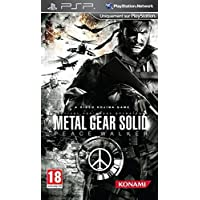 Metal Gear Solid Peace Walker [Edizione : Francia]
