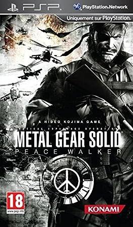 Konami Metal Gear Solid : Peace Walker