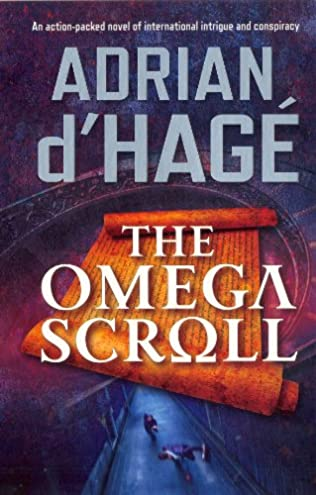 book cover of The Omega Scroll