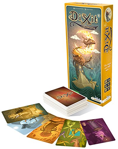 Amazon.com: Asterion 8004 – Dixit 5 Daydreams: Toys & Games