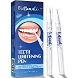 VieBeauti Teeth Whitening Pen(2 Pcs), 20+ Uses, Effective, Painless, No Sensitivity,...