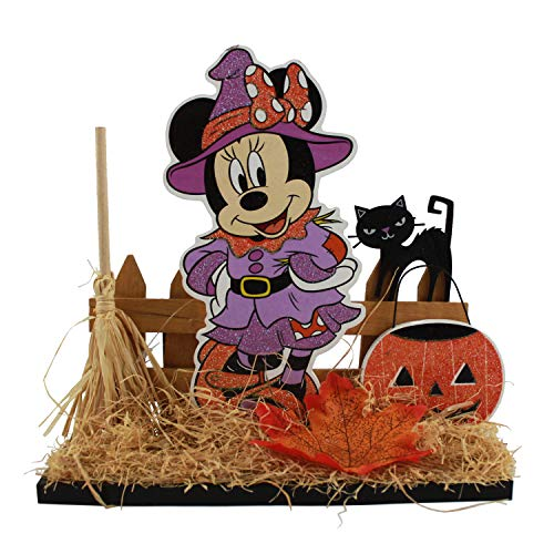 Minnie Mouse Halloween Table Decor]()