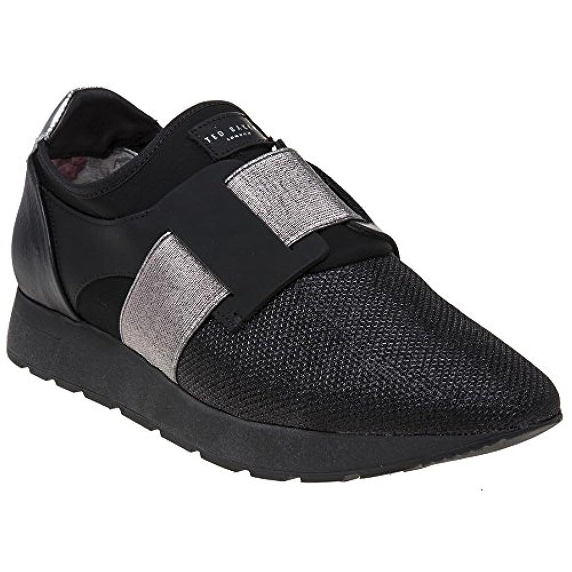 Ted Baker Harqcen Donna Sneaker Metallico