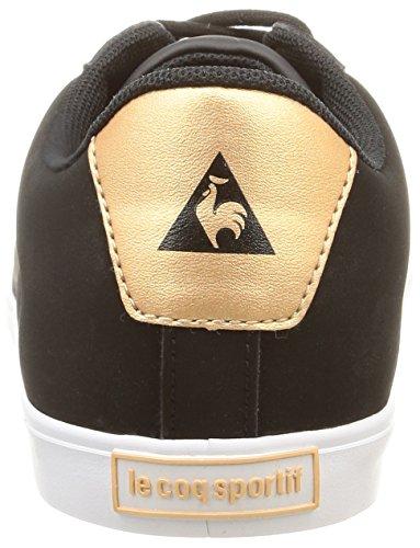Para Mujer Zapatillas Coq Negro Gold Sportif Agate Lo Noir rose black Le qg6HX1