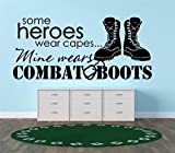 Design With Vinyl Decals Combat Boots Review and Comparison