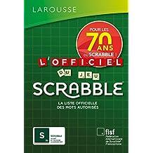 OFFICIEL DU JEU SCRABBLE (L') + CARNET DE SCORES