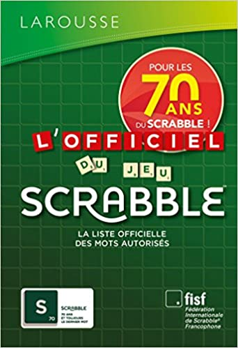 LOfficiel du jeu Scrabble: Amazon.es: Fédération Internationale De Scrabble: Libros en idiomas extranjeros