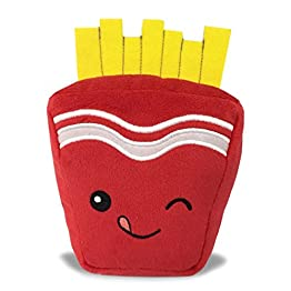 French Fries | Fast Food Plush | Snackeez Plushies 9
