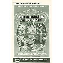 The Emperor's Nightingale (1957) press book Peter Hawkins, Derek Nimmo