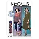 McCall Patterns Misses' V Square-Neck