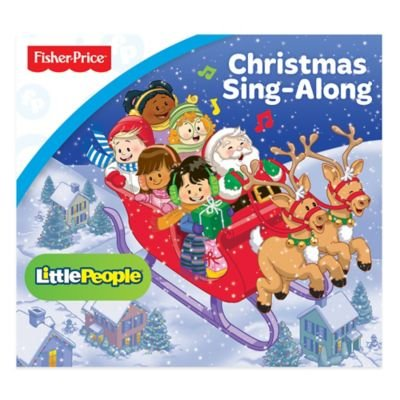 UPC 096741466120, Fisher-price Little People Christmas Sing-along Cd