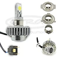 Cyron H4 LED retrofit kit for motorcycles, cars, snowmobiles
