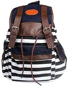 Amazon.com: Autofor 2013 New Arrival Unisex Fashionable Canvas Backpack School Bag Super Cute
