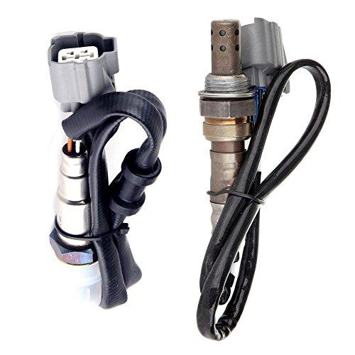 SCITOO Air Fuel Ratio Sensor Oxygen Sensor234-9014 24243 Upstream+Downstream fit 2004-2008 Acura TSX Base Sedan ()