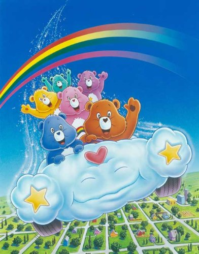 Care Bears Poster Movie B (11 x 17 Inches - 28cm x 44cm)
