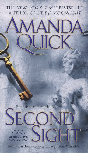 Second Sight (Arcane Society Series Book 1)