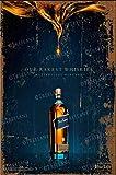 Vvision Johnnie Walker Blue Label Whiskey Wood