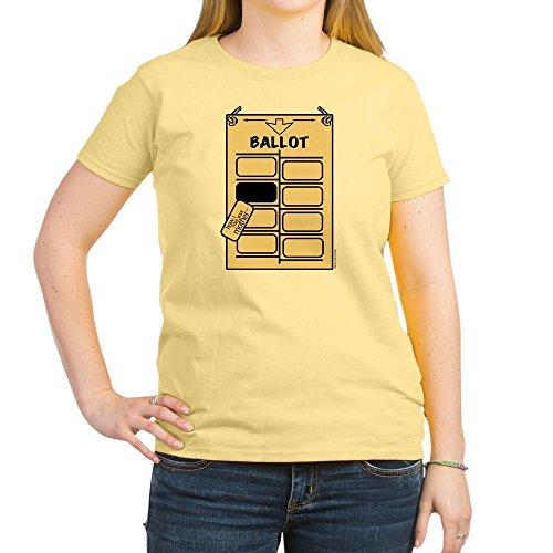 CafePress - HIMYM Hanging Chad Women's Light T-Shirt - Womens Cotton T-Shirt, Crew Neck, Comfortable & Soft Classic -