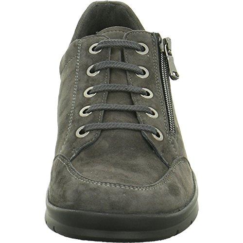 Lace up Uk 7 Size Women's Grey Semler Flats 5fqEPa4x