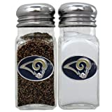 NFL St. Louis Rams Salt & Pepper Shakers