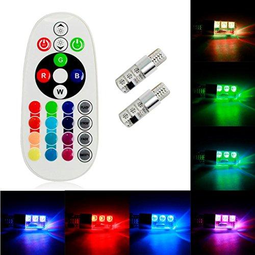 2-xt10-194-168-w5w-car-wedge-reading-lamp-7-led-colors-bulb-with-remote-flashtuscom