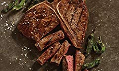 Impress Dad this year with the steak dinner of his dreams from America's Original Butcher, Omaha Steaks! Tender Filet on one side, robust Strip on the other - Dad will absolutely love sinking his teeth into our ultimate 2-for-1 steaks... huge...