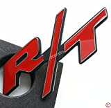 zorratin R/T RT Metal Hood Grill Emblem Badge w/ Mount for sale  Delivered anywhere in USA