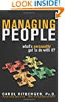 Managing People...  What's Personalit...