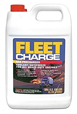 Fleet Charge FCA0B3 Pink 1 gal. Automotive Accessories