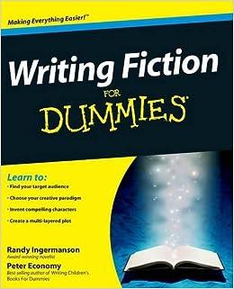 writing a horror novel for dummies