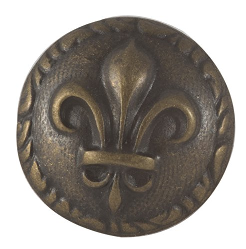 War French Reenactment Indian And Costumes (Ancient Rome Metal Button - Antique Brass -)