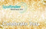 Spafinder Wellness 365 Celebrate Gift Cards - E-mail Delivery