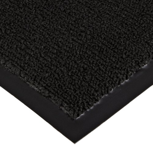Notrax 141 Ovation Entrance Mat, for Main Entranceways and Heavy Traffic Areas, 3- Width x 6- Length x 5/16