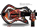 Sufficiently Advanced Technology Decal Style Skin - fits Warriors Of Rock Guitar Hero Guitar (GUITAR NOT INCLUDED)