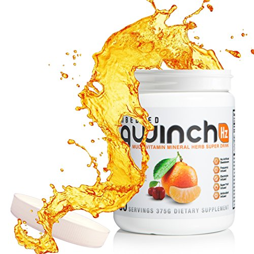 Low Glycemic Healthy Energy Drinks. Electrolyte Stamina Hydration Powder. B 12 Workout Energy Boost. 22 Daily Multi Vitamins Mineral Supplement, BCAA, Adaptogenic Herbs, Diabetic Diet ok (Tangerine)