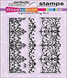 Stampendous Perfectly Clear Stamp Set, Elegant