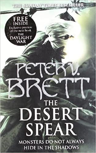 The Desert Spear (The Demon Cycle 53360f64a