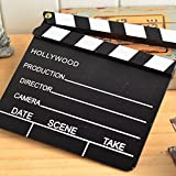 Simple modern Movie Clapper model Wall-mounting type decoration-A