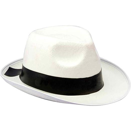 06a14be5160 Amazon.com  Forum Novelties Gangster Hat