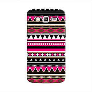 Cover It Up - P&B Triangles Galaxy J2Hard Case
