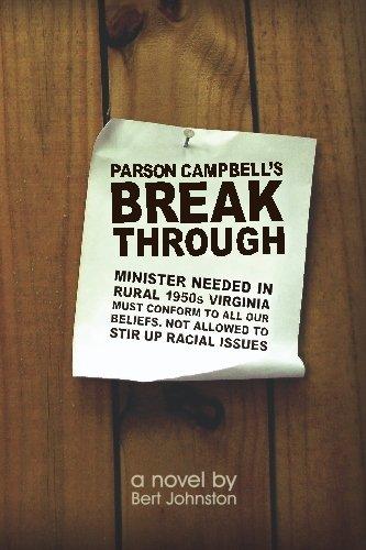 Parson Campbell's Breakthrough: A Novel of the 1950s ebook