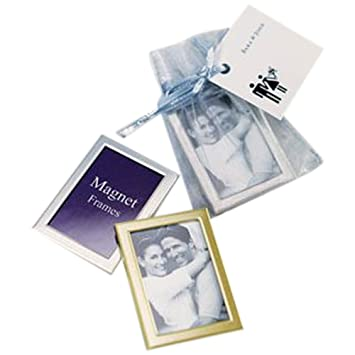 Amazoncom Magnet Back Mini Photo Frames Pack Of 3 Style 8056